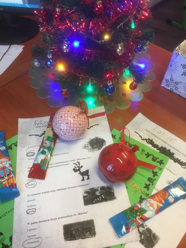 Quiz Świąteczny